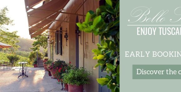 Early Booking 2019: A Holiday in Tuscany
