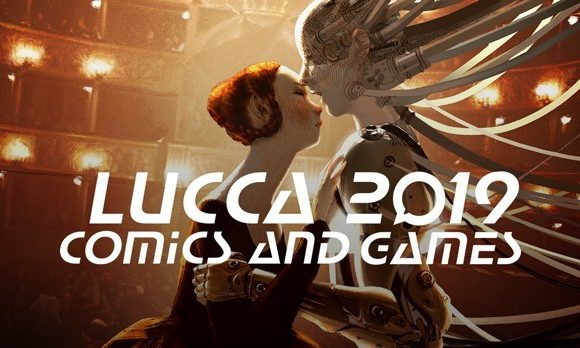 SPECIAL OFFER LUCCA COMICS